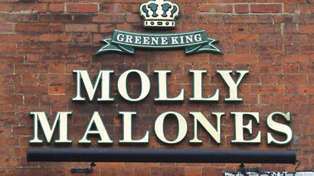 Molly Malones in Hitchin