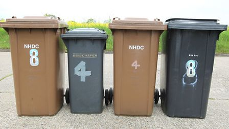 North Herts District Councils new recycling plan is coming under fire