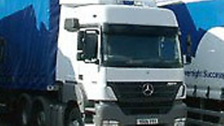 There are fears over lorry movements