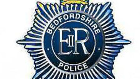 An investigation has been launched by Bedfordshire Police