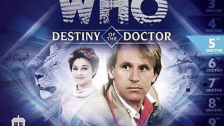 Doctor Who: Smoke and Mirrors