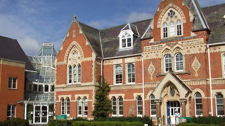 Uttlesford District Council's London Road base.