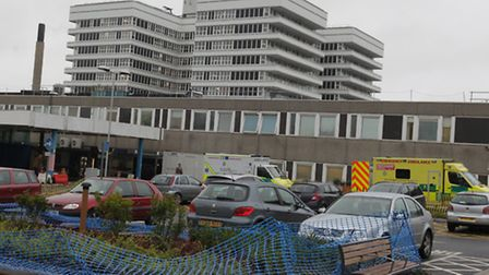 Vascular surgery has been carried out at Lister Hospital in Stevenage