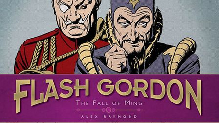 The Complete Flash Gordon Library: The Fall of Ming