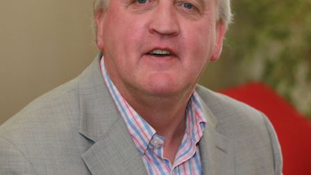 Fintan Donohue is leaving North Hertfordshire College