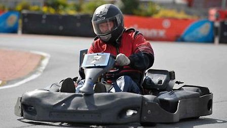 Track Day Final-Rye House Kart Raceway, United Kingdom. Please contact: e : rich@richfoto.com t