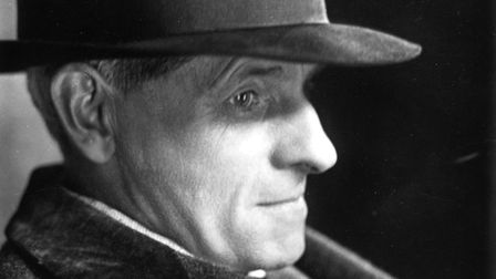 Jack B Yeats, 1870 - 1957. Picture: Getty Images