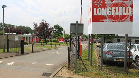 Plans to build up to 95 homes on a fire service training centre site in Hitchin Road, Stevenage, hav