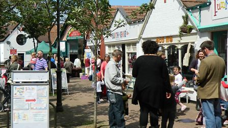 Letchworth GC is backing Independents' Day with special offers from retailers across the town centre
