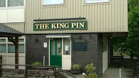 The King Pin pub in Stevenage has closed