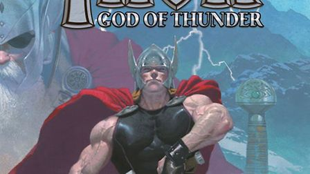 Thor, God of Thunder: The God Butcher