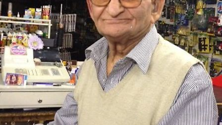 Champaklal Kotecha ran the Home Improvement Centre for 20 years until his death last June