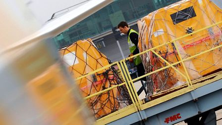 New boost to cargo network at London Stansted