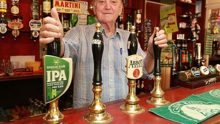 Landlord Alan Reece is leaving the Pig and Whistle after 47 years