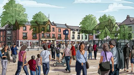 Hammersmatch's vision for the shopping centre