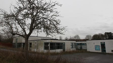 Site of Lannock Primary School on which a planning application has gone in to build a care home