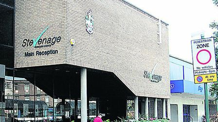 The shared services will be run from Stevenage Borough Council's offices in Danestrete