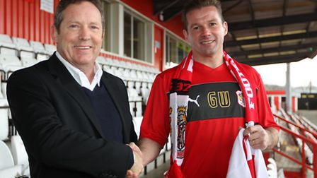 Phil Wallace and Graham Westley
