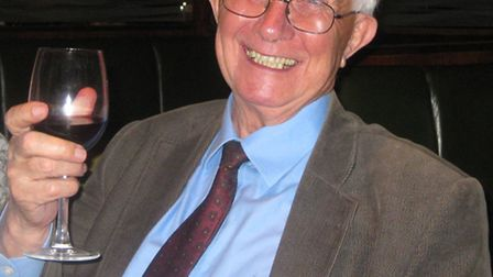 Trevor Speight, who died aged 83 on July 31