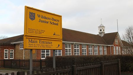 Wilshere-Dacre Junior School in Hitchin was placed in special measures last year