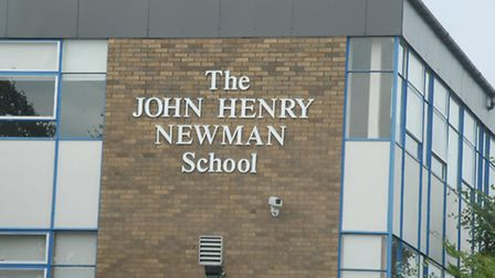 John Henry Newman Leisure Centre in Stevenage is closing to the public next week