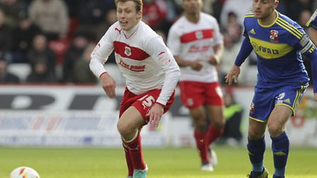 Stevenage conceded seven goals without reply against Swindon Town in two matches last season