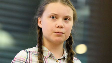 Greta Thunberg (question eight) (Photo by Leon Neal/Getty Images)