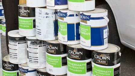 Donate your paint