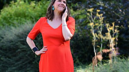 Leader of the Liberal Democrats, Jo Swinson. (Photo by Leon Neal/Getty Images).