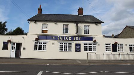 Sailor Boy pub in Hitchin is rumoured to be closing