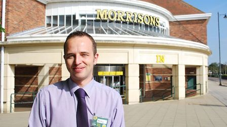 Andy Lock, Morrisions management team