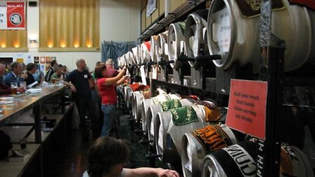 Letchworth Beer and Cider Festival is not taking place this year