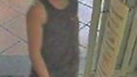 Do you know this Fairfield Park food thief?