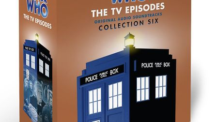 Doctor Who: The TV Episodes Collection 6