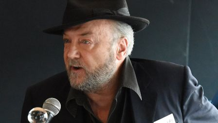 George Galloway, who hosted one of the RT programmes found to be in breach of Ofcom rules. Picture: