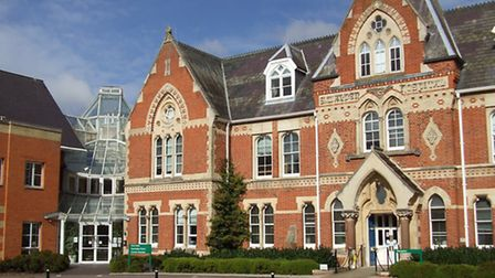 Uttlesford District Council's offices