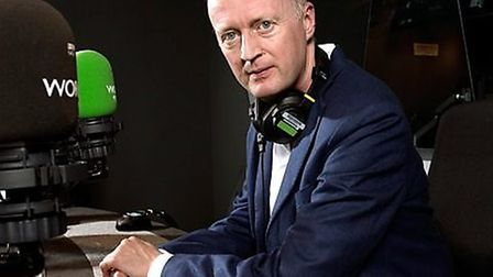 Any Questions presenter Shaun Ley (Pic: BBC)