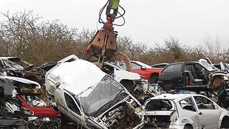 New rules have been imposed on scrap metal traders