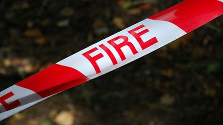 Firefighters were called to Robert Bloomfield Academy