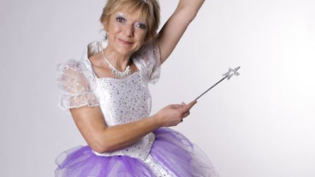 EastEnders star Gillian Wright plays the Fairy Godmother in Cinderella