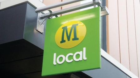 An M Local will be opening in Hitchin