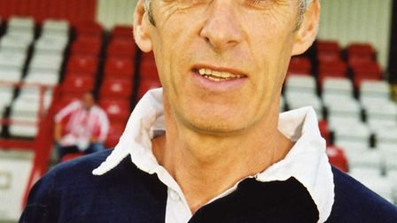 Paul Fairclough was in charge as Boro marched up the leagues. Photo: Comet library