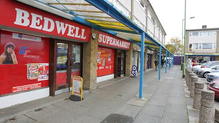 A dispersal order has been granted for the area surrounding Bedwell shops in Stevenage