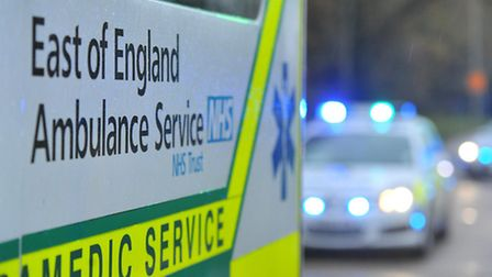 A woman was taken to Lister Hospital