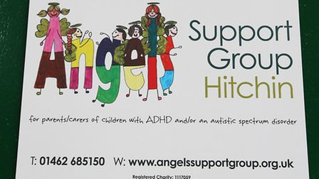 Angels Support Group has been given funding from the Hitchin Area Commitee