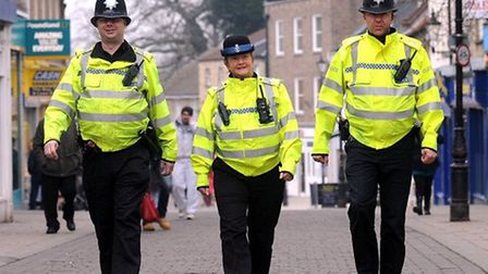 More than 100 special constables have been praised for their knowledge, confidence and commitment af