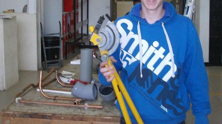 Martyn Lee has won a Bronze medal at the Skills Show 2013.