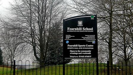 Staff at Fearnhill School in Letchworth GC have walked out in support of their deputy headteacher