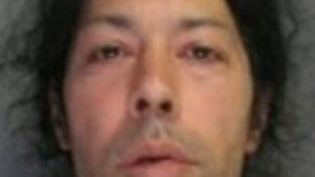 Peter Greenaway, 52, of no fixed address, is wanted in connection with an assault in Stevenage.