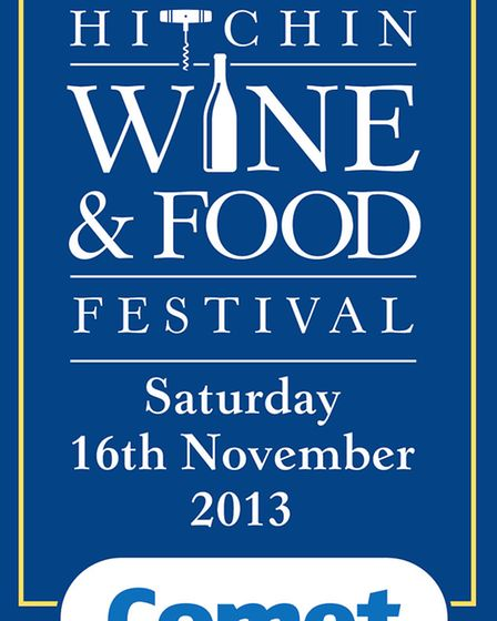 Hitchin Food and Wine Festival is being supported by the Comet newspaper